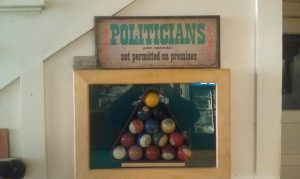 Politicians and Drunks