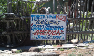 tinkertown, cedar crest, nm