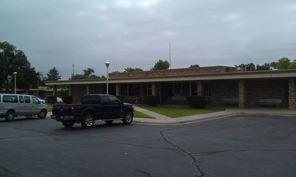 Boys Ranch Admin Building
