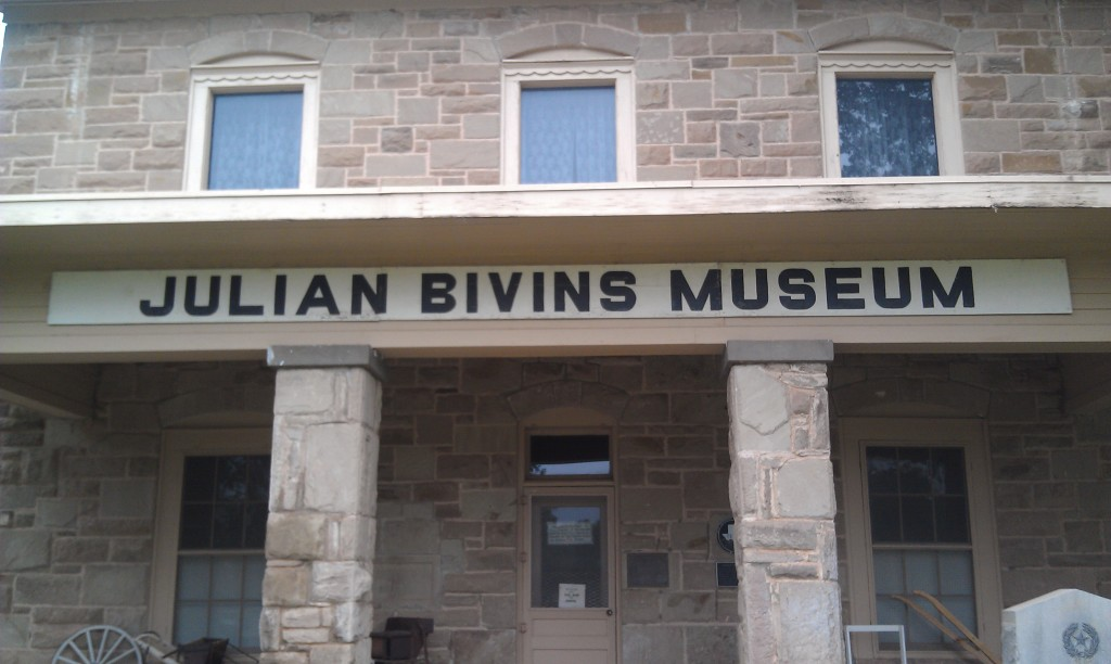 Julian Bivins Museum