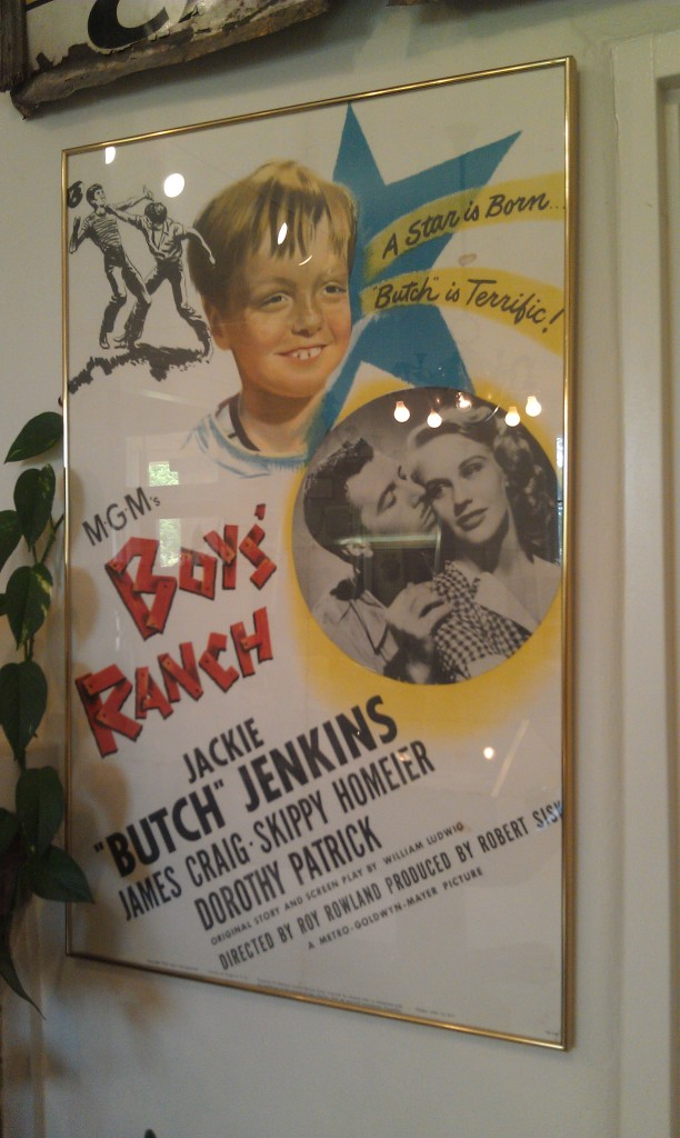 Movie Poster for Boys Ranch
