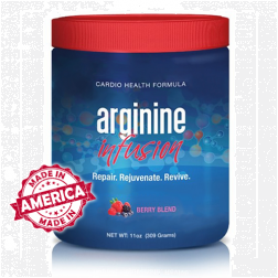 Arginine (nitric oxide) and Heart Disease