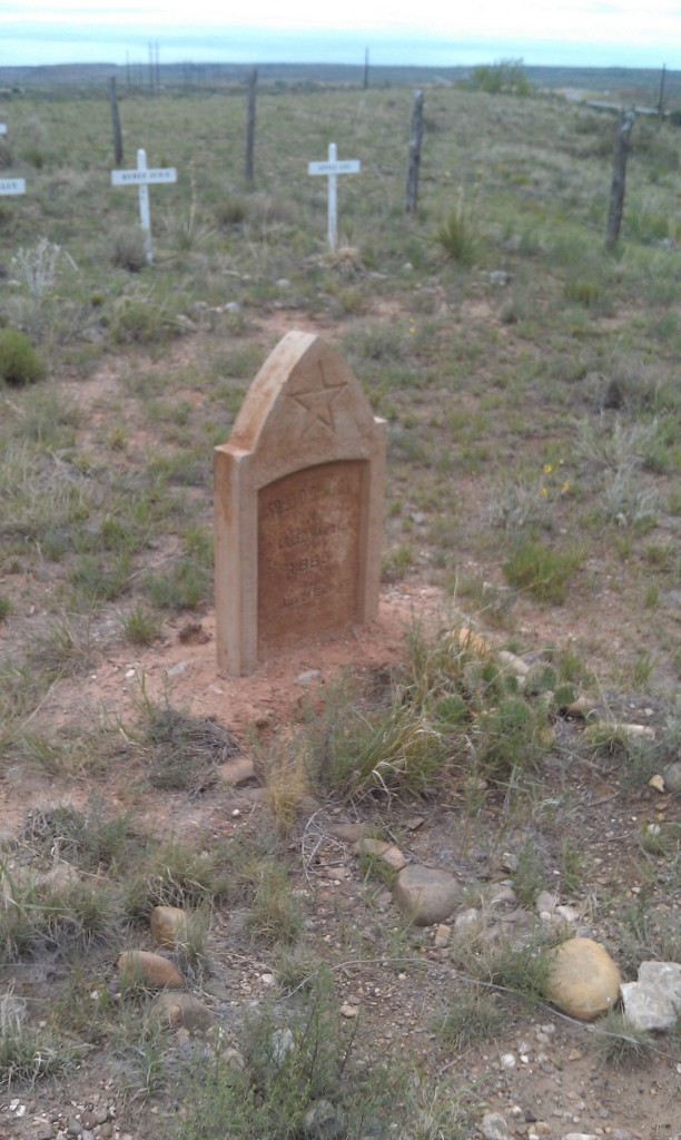 old grave 3 1800's