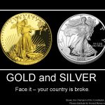 Extreme Volatility in Silver and Gold could be on the plate soon…