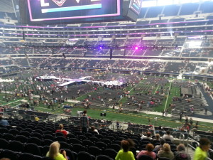 restoring love at cowboys stadium