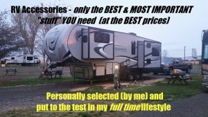 best rv accessories