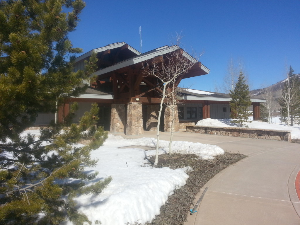 Steamboat Lake Visitor Center